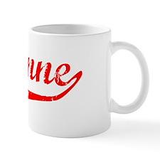 Shyanne Vintage (Red) Coffee Mug
