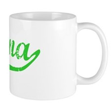 Viviana Vintage (Green) Coffee Mug