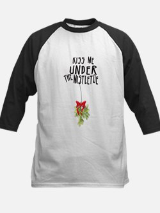 Kiss Me Under The Mistletoe Tee