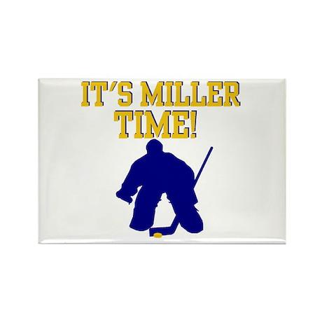 Miller Time Rectangle Magnet
