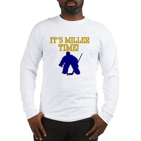 Miller Time Long Sleeve T-Shirt
