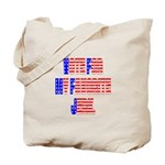 Vote for my favorite jerk Tote Bag