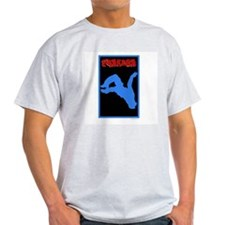 Parkour Ash Grey T-Shirt