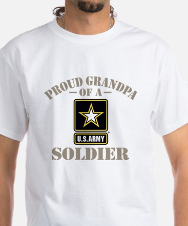 Proud U.S. Army Grandpa Shirt