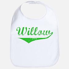 Willow Vintage (Green) Bib