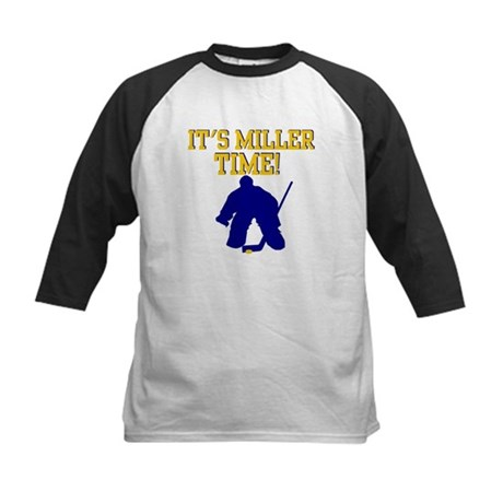 Miller Time Jersey Kids Baseball Jersey