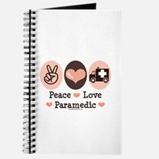 Peace Love Paramedic EMT Journal