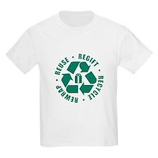 Regift Recycle Rewrap Reuse T-Shirt