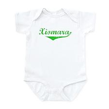 Xiomara Vintage (Green) Infant Bodysuit