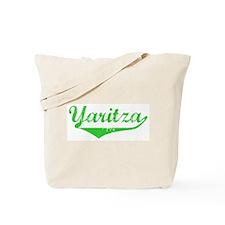 Yaritza Vintage (Green) Tote Bag