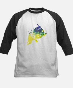 Paint Splat French Horn Tee