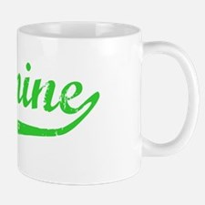 Yasmine Vintage (Green) Mug