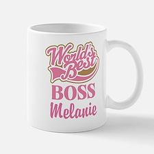 Boss Personalized Gift Mugs