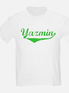 Yazmin Vintage (Green) T-Shirt