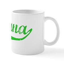 Yuliana Vintage (Green) Mug