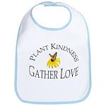 Plant Kindness Gather Love Bib