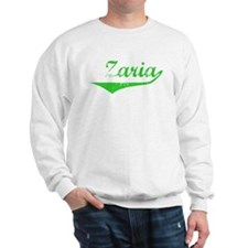 Zaria Vintage (Green) Sweater