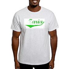 Zaria Vintage (Green) T-Shirt