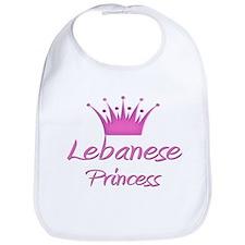 Lebanese Princess Bib