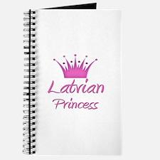 Latvian Princess Journal
