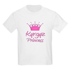 Kyrgyz Princess T-Shirt