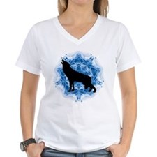 Wolf Silhouette Shirt