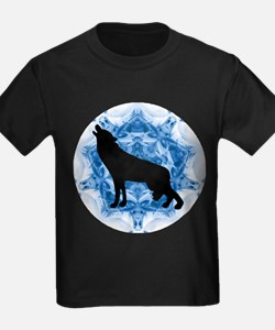 Wolf Silhouette T