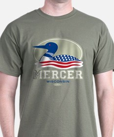Loon Day Mercer T-Shirt
