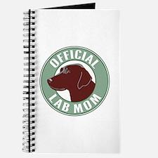 Chocolate Lab Mom - Journal