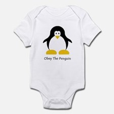 Obey The Penguin Body Suit