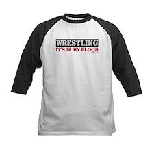 WRESTLING (IT'S IN MY BLOOD) Tee