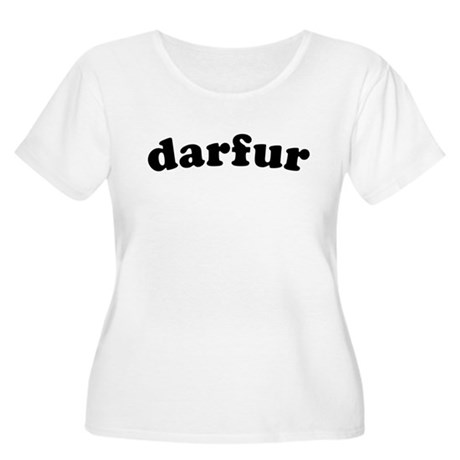 darfur Women's Plus Size Scoop Neck T-Shirt