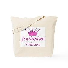Jordanian Princess Tote Bag