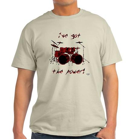 Double Bass Power Light T-Shirt