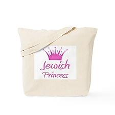 Jewish Princess Tote Bag