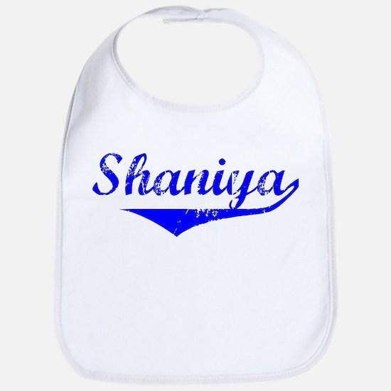 Shaniya Vintage (Blue) Bib