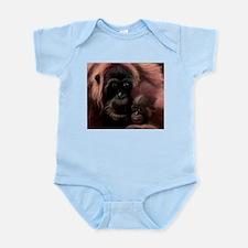 Orangutan Mother Infant Creeper