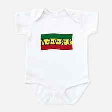 Ethiopia in Amharic Infant Bodysuit