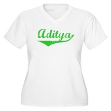 Aditya Vintage (Green) T-Shirt