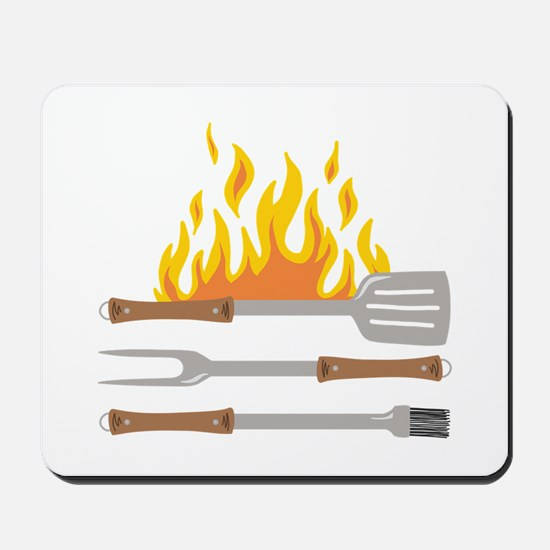 Grill Tools Mousepad