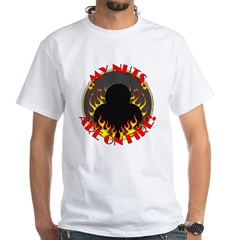 My Nuts Are On Fire Shirt