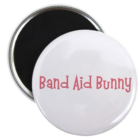 """Band Aid Bunny Nurse 2.25"""" Magnet (100 pack)"""