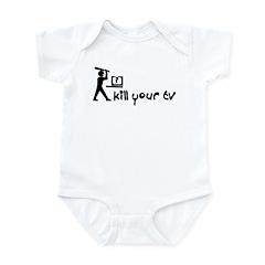 Kill Your TV Infant Bodysuit