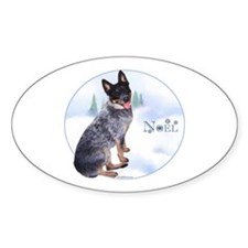 ACD Noel Oval Decal