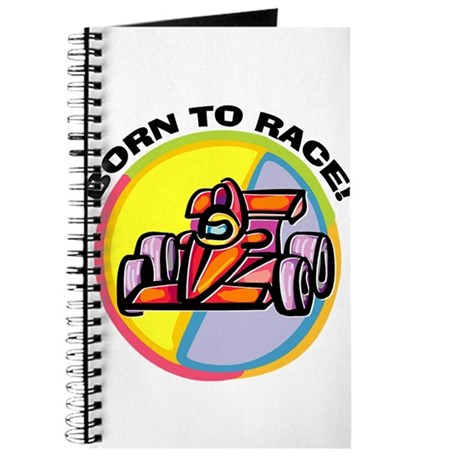 Born to Race Journal