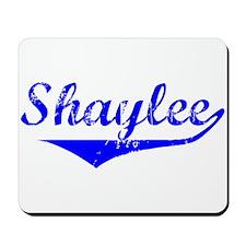 Shaylee Vintage (Blue) Mousepad