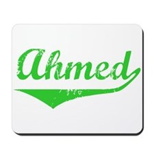 Ahmed Vintage (Green) Mousepad