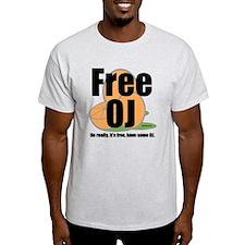 Free OJ! T-Shirt