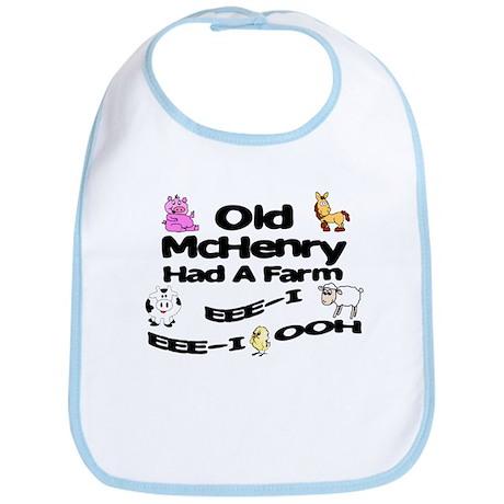 Old McHenry Had a Farm Bib