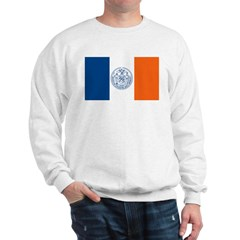 New York City Flag Sweatshirt